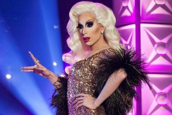 Drag queen Alaska Thunderfuck em cena de 'RuPaul's Drag Race: All Stars' (Divulgação)